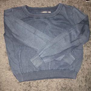 Rubbish Crop Sweater